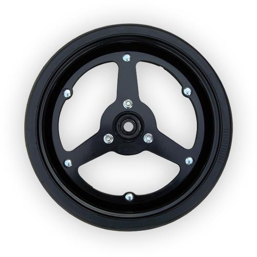 MudSmith wheel